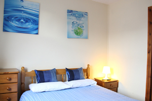 double room at the Whitehouse Guest Rooms, Bristol