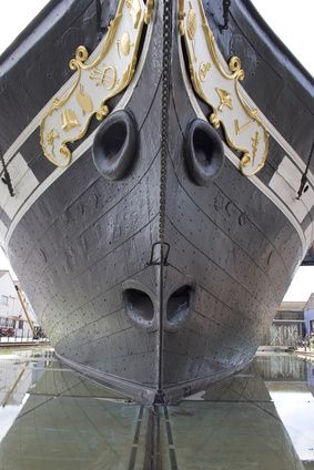 SS Great Britain. Bristols bed and breakfast site seeing at SS Great Britain, Bristol