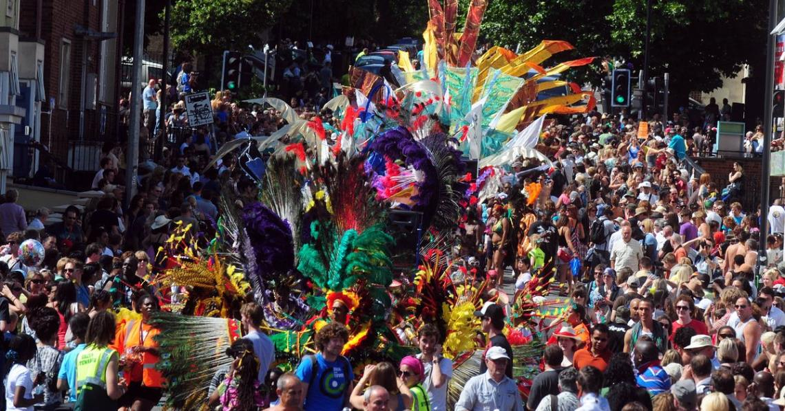 St Pauls Carnival, Bristol. Carnival with Bed and Breakfast in Bristol