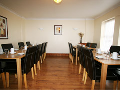 Bed and Breakfast in Bristol - Dining Room